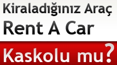 kucukcekmece kiralik rent a car